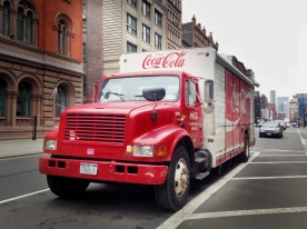 CocaCola in NYC - Delicieuse Vie