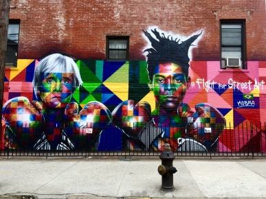 Graf in NYC - Delicieuse Vie