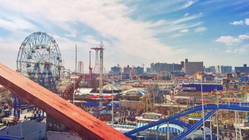 Luna Park Coney Island - Delicieuse Vie