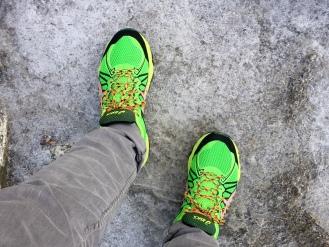 Lacets de randonnée