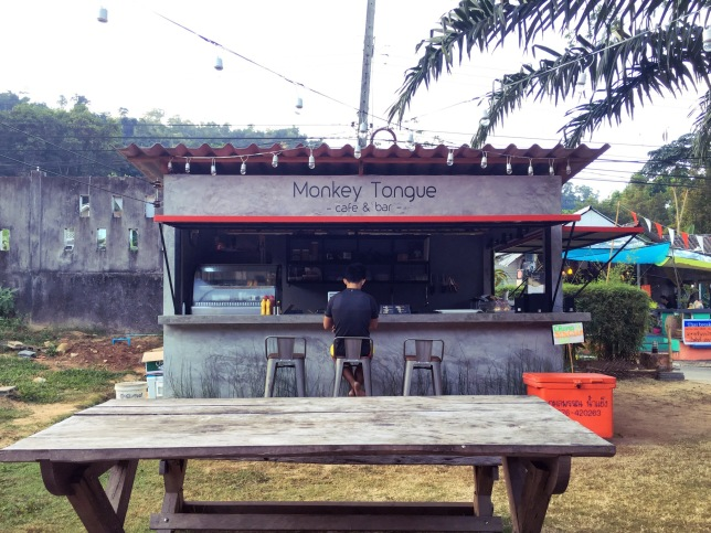 Monkey Dive hostel Khaolak - Delicieuse Vie