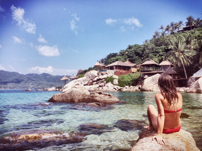 Koh Tao plage- Delicieuse vie