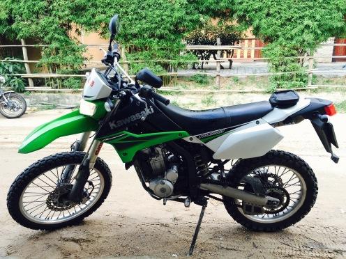 Kawasaki Koh Tao Délicieuse Vie