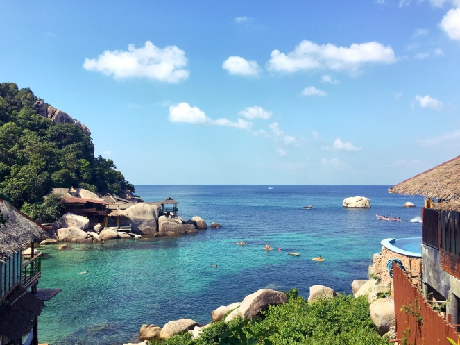 Koh Tao plage Sai Thong Delicieuse Vie
