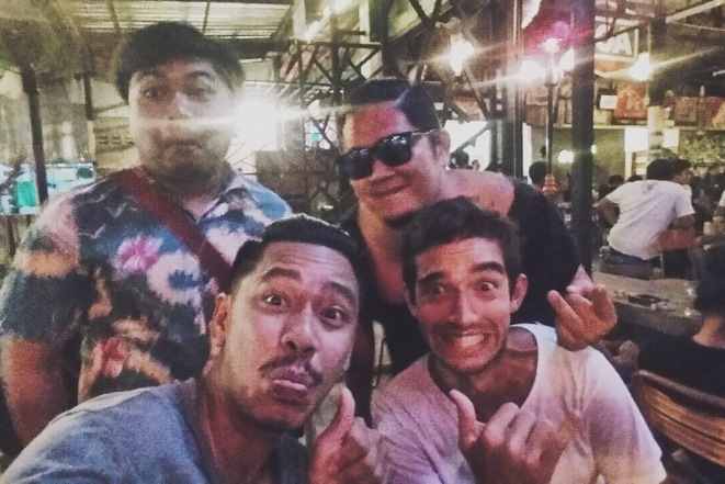 Ammata, Toon Oi, Ratchet & Supermyck !