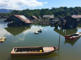 Secret Floating Village - Khaolak - Delicieuse Vie