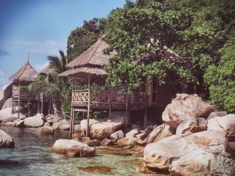 Koh Tao plage Sai Thong - Delicieuse Vie
