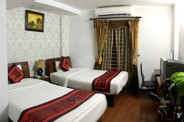 Hanoi Cia Hotel - Delicieuse Vie