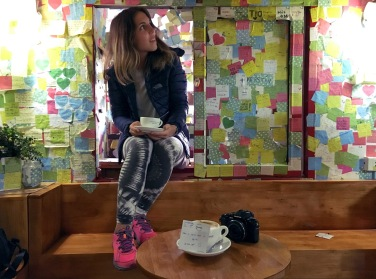 The Note Coffee - Hanoi - Delicieuse vie