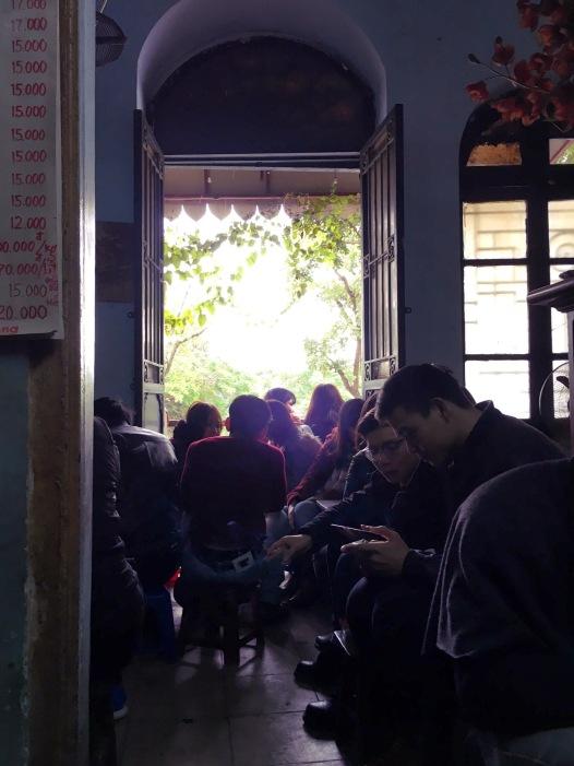 Ca fé Dinh - Hanoi Viet-Nam - Delicieuse vie
