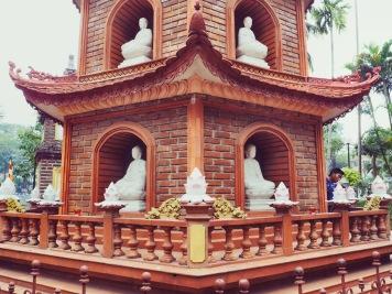 Ngoc Son Temple Hanoi - Delicieuse Vie