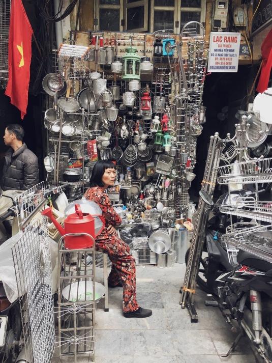 City Tour - Old Quarter Hanoi