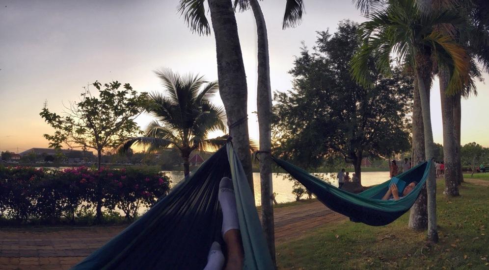 Somdet Phra Sinakharin Park - Delicieuse Vie