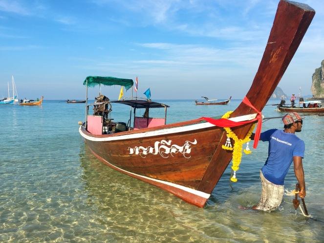 Captain Tik - Koh Mook - Delicieuse Vie