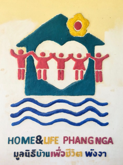 Home & Life foundation (Phang Nga) - Delicieuse Vie