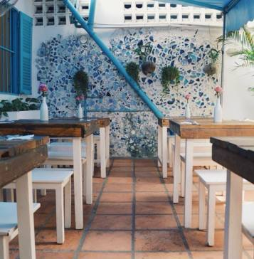 Artillery café - Phnom Penh cambodia - vue extérieure - photo facebook