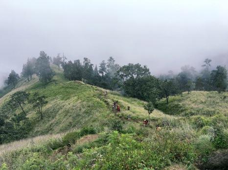 Rinjani Trek day2 - Delicieuse Vie