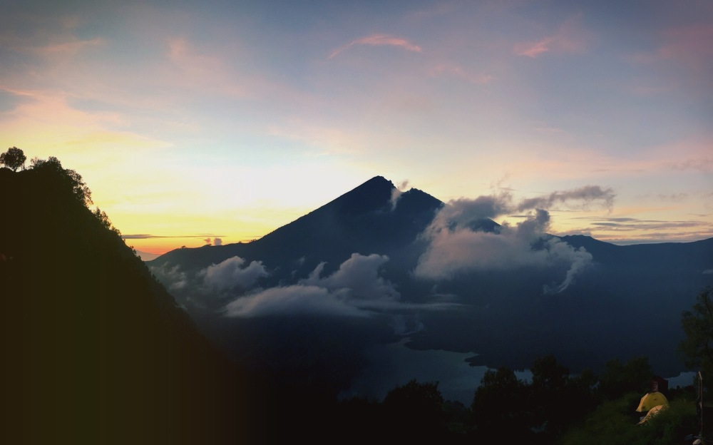 Sunrise Rinjani Trek day3 - Delicieuse Vie