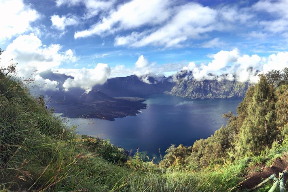 View point Rinjani Trek day3 - Delicieuse Vie