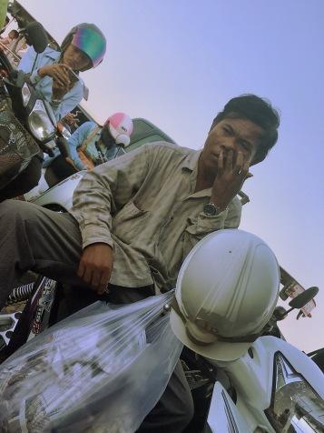 Phnom Penh Mekong Village portrait- Delicieuse Vie