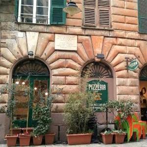 La Sosta Degli Artisti - Genova, Italia - Delicieuse Vie