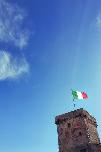 Castello di Rapallo - Delicieuse vie