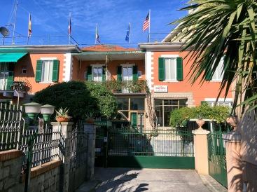 La Villa Marosa - Rapallo, Italia - Delicieuse Vie