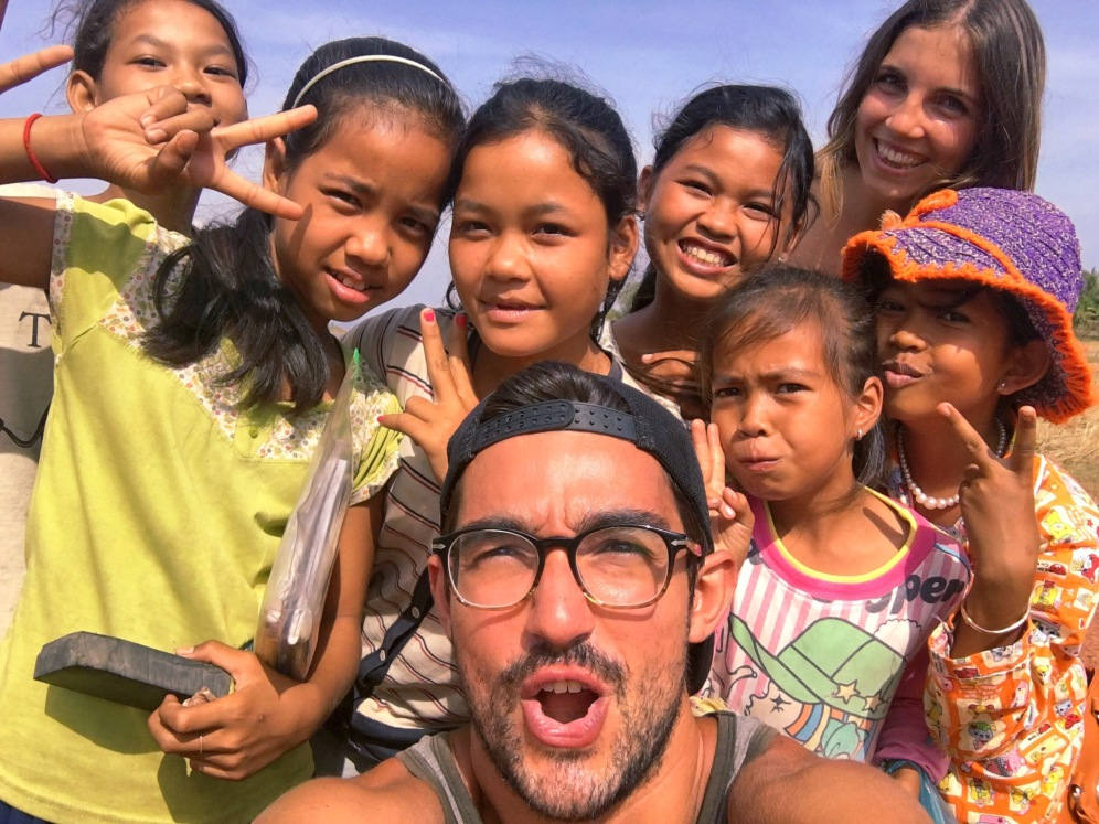 Selfie Kampot - Délicieuse Vie