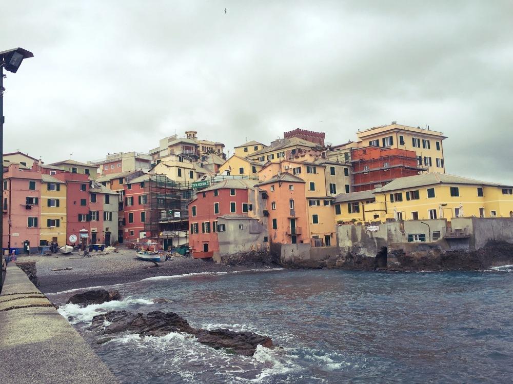 Boccadasse, Italia - Delicieuse Vie
