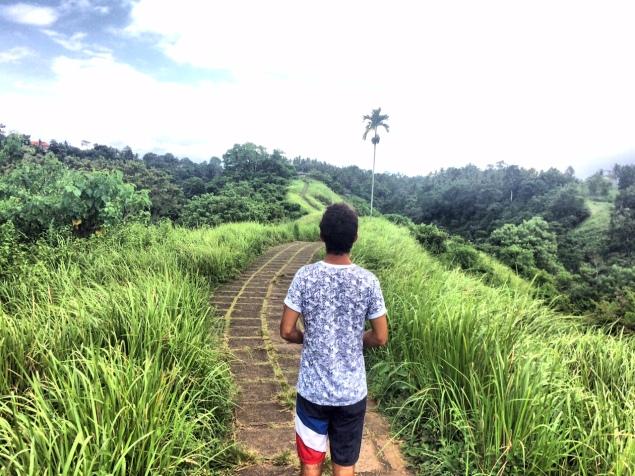 Ubud Bali, balade le long de Bukit Campuhan