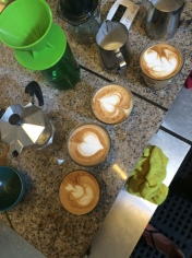 Séminal coffee studio - Ubud Bali Workshop Coffee Latte