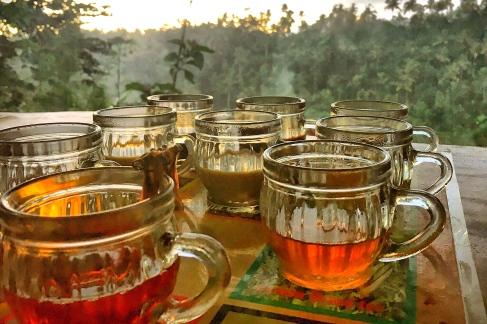 Dégustation Café Ubud Bali - Arian Kusuma Sari -