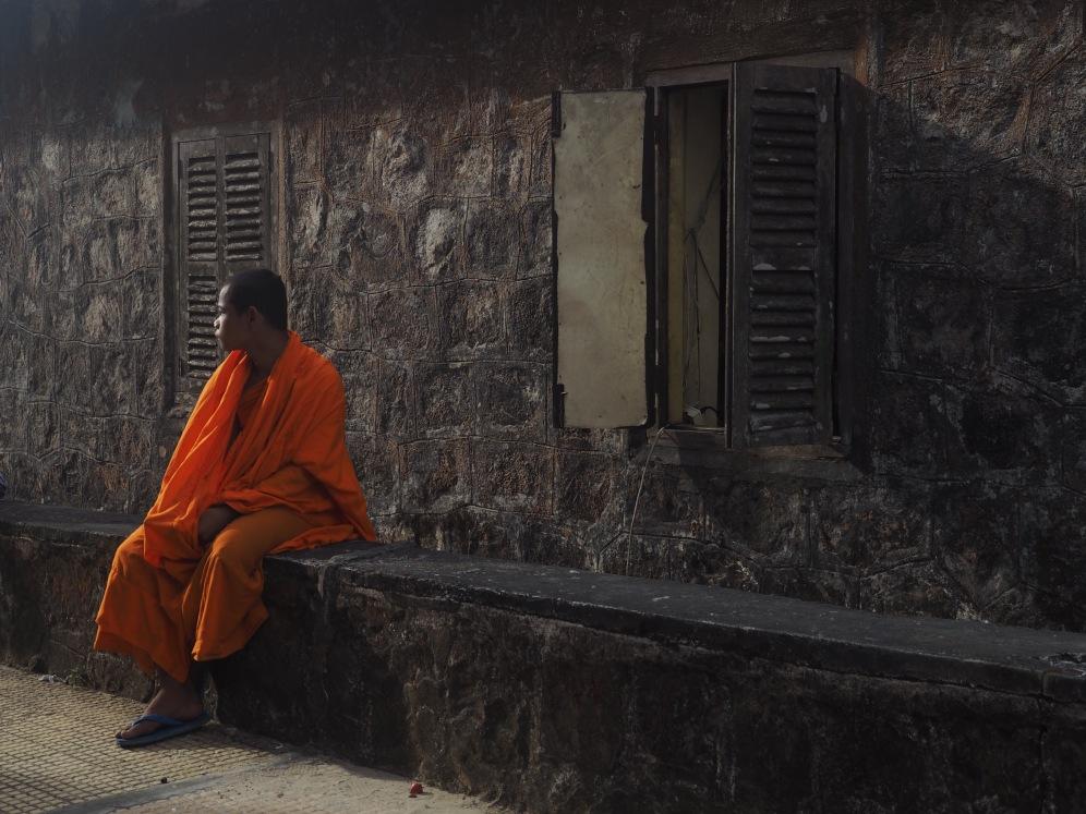Mon Bouddhiste - Kampot - Delicieuse vie