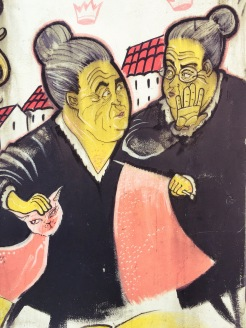 Street Art Lisbonne - Délicieuse Vie