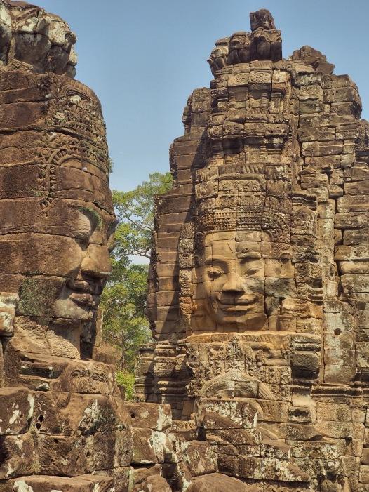 Bayon temple - Angkor - Delicieuse Vie