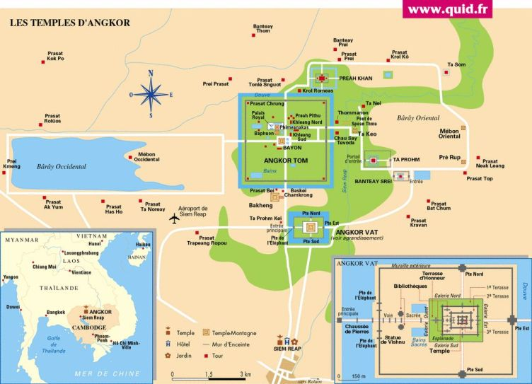 Temples-d-Angkor-Map