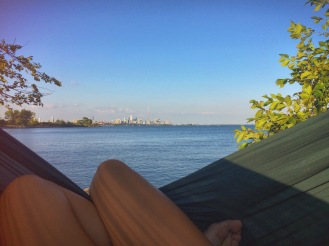 Hammock Toronto at Humber Bay Park
