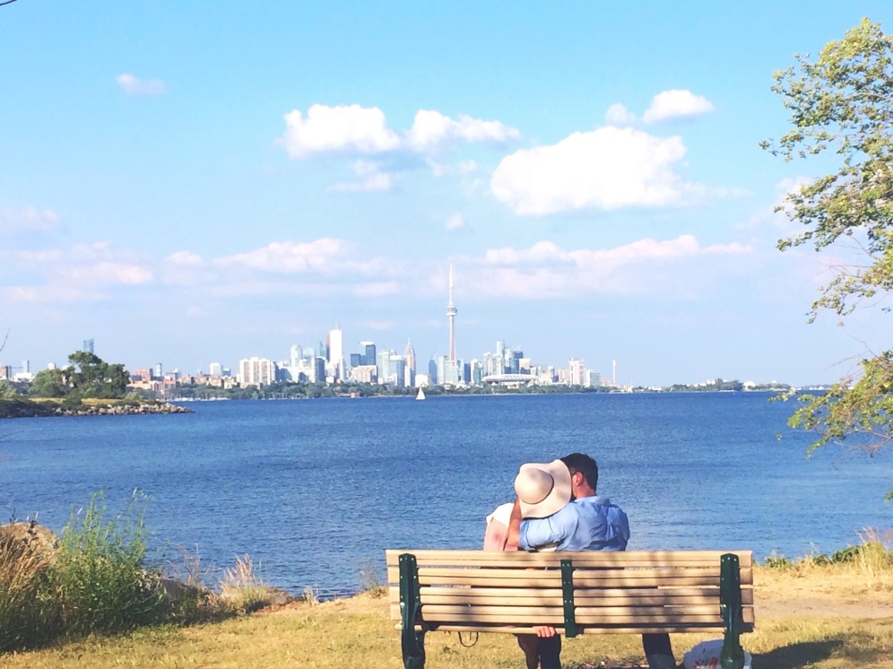 Humber Bay Toronto - Lovers seat