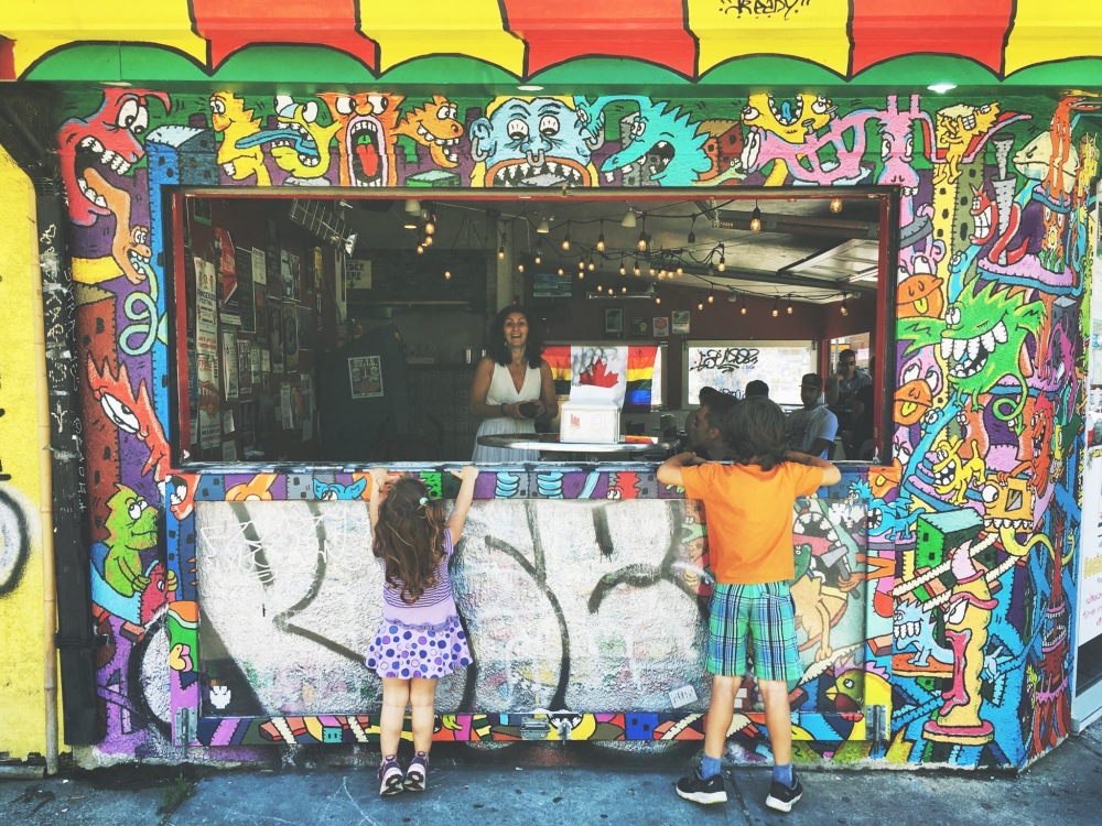 Restaurant Children order Kensington Market