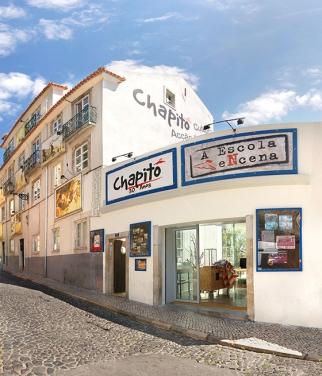 Casa Chapitô, Lisbonne