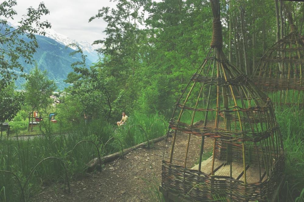 Jardin des Cimes - Delicieuse Vie