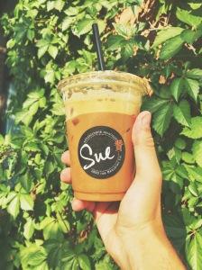 Sul coffee viet - Iced coffee Délicieuse Vie