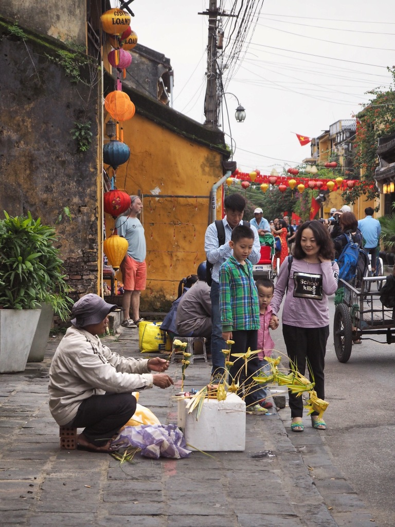 Hoi An street - Delicieuse Vie