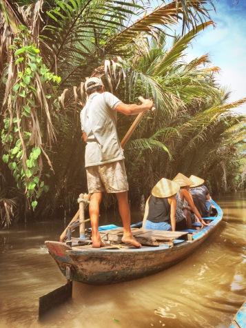 Mékong River Boat Escapade