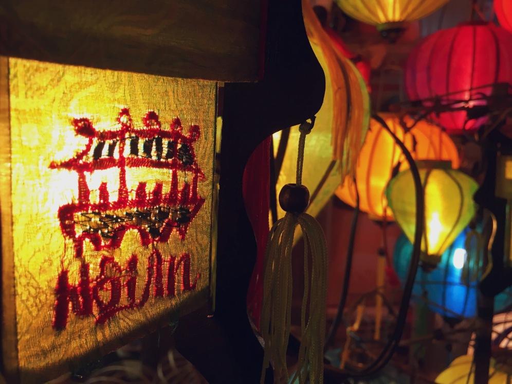 Lanternes Hoi An Vietnam Delicieuse Vie