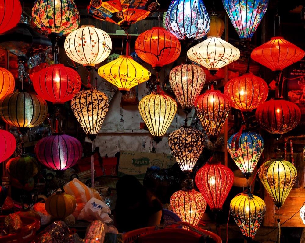 Lanternes Hoi An - Delicieuse Vie