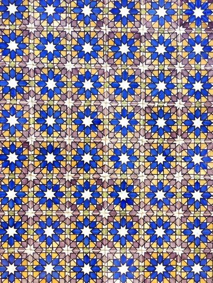 Carreaux de mosaïques Lisbonne - portugal