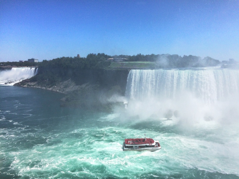niagara falls ontario best moment in 2016 ©delicieusevie