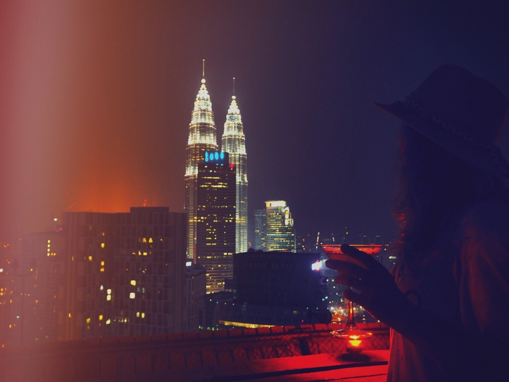 rooftop kuala lumpur best moment in 2016 ©delicieusevie