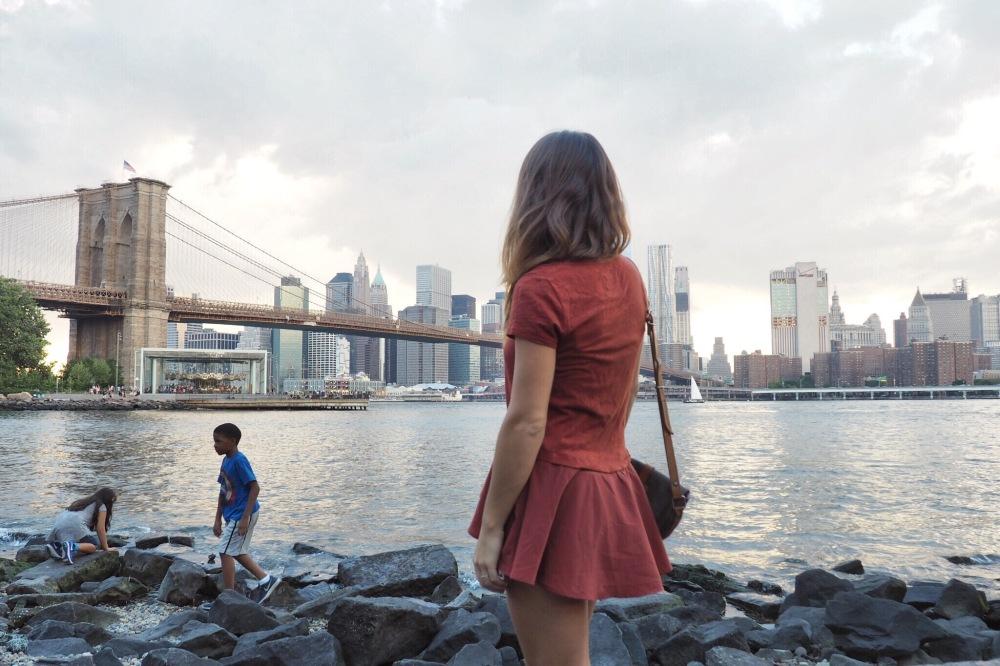 New York Skyline best moment in 2016 ©delicieusevie